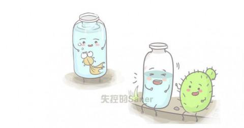 Câu chuyện tình yêu của chai nước khiến bạn nhận ra nhiều điều
