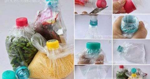 17 ý tưởng tái chế chai nhựa cực cool