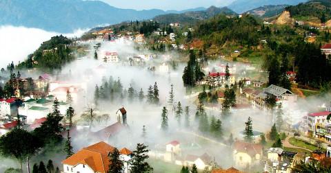 Lưu ngay 9 homestay view đẹp như tiên cảnh ở Sa Pa!!!