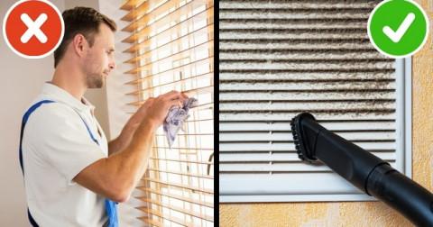 Làm sạch ngôi nhà của bạn đúng cách