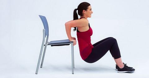 Bài tập workout 5 phút mỗi ngày cho người bận rộn