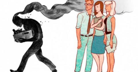 21 ảnh biếm hoạ ấn tượng vạch trần mặt tối của xã hội hiện đại