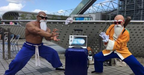 'Quy Lão Tiên Sinh' Cơ Bắp Cuồn Cuộn Tại C92 Nhật Bản