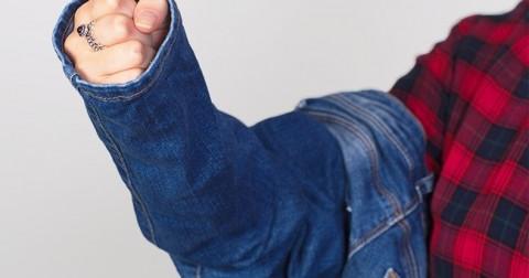 4 mẹo thử quần jean vừa như in mà không cần phải mặc vào