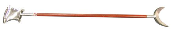 Tiếp theo, vũ khí Nguyệt Nha Sản( xẻng của các nhà sư Thiếu Lâm thời xưa ) là một vũ khí đáng để sử dụng,zombie,kỹ năng sinh tồn