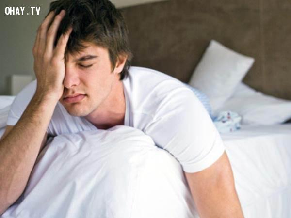 ,đau đầu buổi sáng,nguyên nhân gây đau đầu,chữa đau đầu