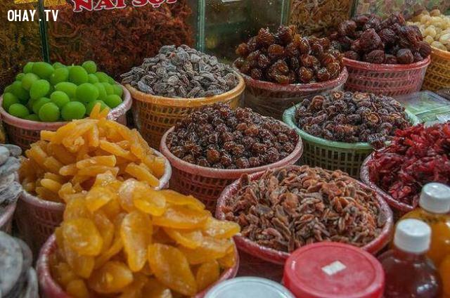 4. Các loại mứt, trái cây sấy,đặc sản đà lạt,du lịch đà lạt