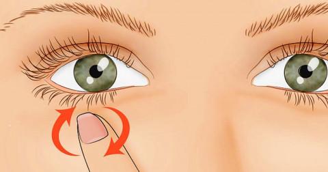 Mắt giật báo điềm gì ?