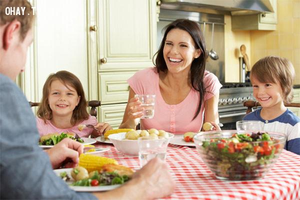 3. Uống nước trước mỗi bữa ăn,uống đủ nước,sống khỏe