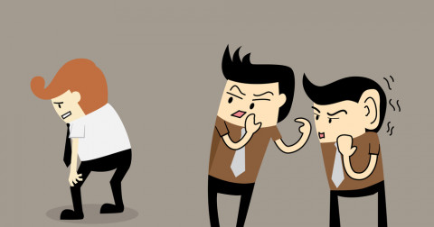 12 cách đối phó với đồng nghiệp hay buôn chuyện