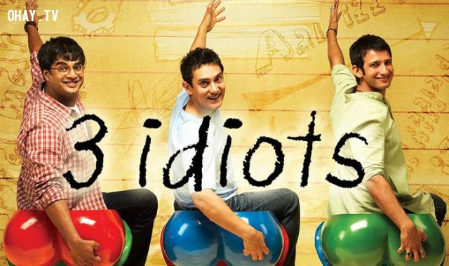 3 Idiots (3 chàng ngốc),