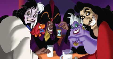 Bạn đại diện cho nhân vật phản diện nào trong Disney?
