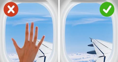 10 điều không nên làm trên máy bay