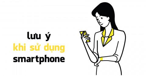 9 lời khuyên giúp bạn an toàn khi dùng Smartphone