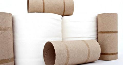 Làm đường nhựa bằng giấy vệ sinh tái chế
