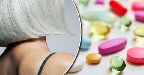 Ba chất chống lão hóa tóc tốt nhất bạn nên biết