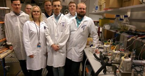 Nghiên cứu sản xuất protein từ điện