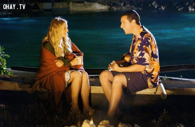 50 First Dates - 50 Buổi Hẹn Đầu Tiên (2004),phim hay về tình yêu,mẹo tình yêu,phim hay dành cho cặp đôi