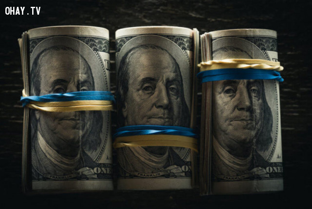 ,giá trị của đồng tiền,cuộc sống hiện đại