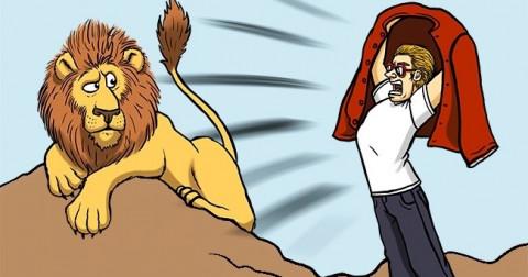 11 kỹ năng sinh tồn khi đối diện thú dữ nhất định bạn phải biết