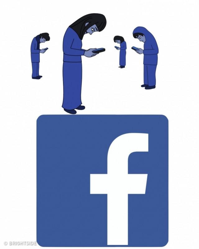 2. Facebook,