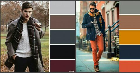 18 kết hợp màu sắc trang phục lý tưởng dành cho nam giới