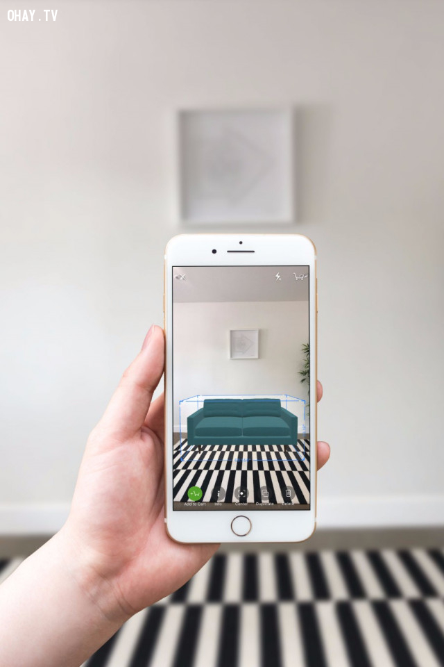 VIEW IN MY ROOM 3D,ứng dụng hay,ứng dụng trang trí nội thất,thiết kế nội thất,mẹo trang trí nhà cửa
