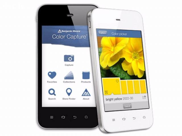 COLOR CAPTURE,ứng dụng hay,ứng dụng trang trí nội thất,thiết kế nội thất,mẹo trang trí nhà cửa