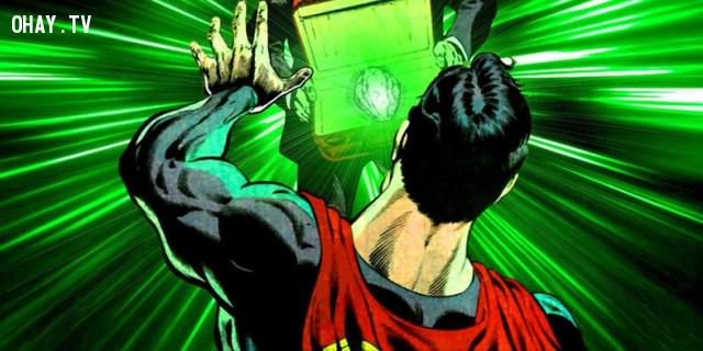 3. Người Đàn Ông Thép vẫn có thể bị đánh bại:,superman