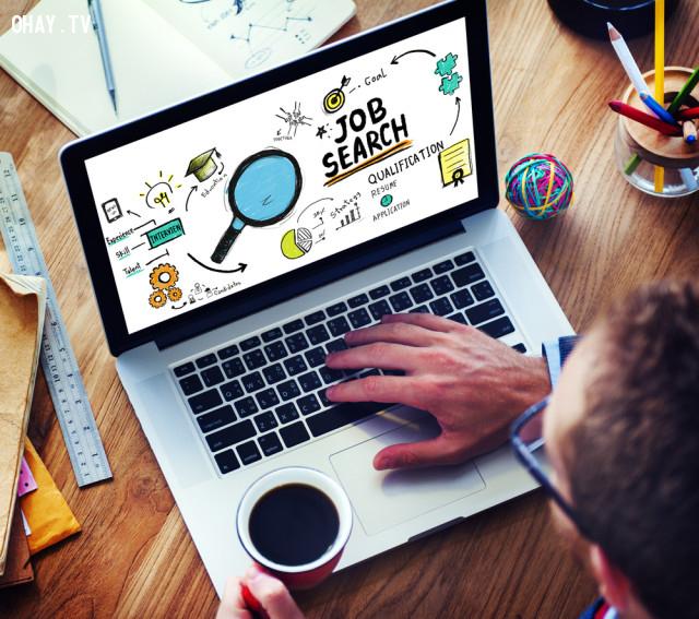 3. Tìm kiếm trên mạng ,tìm việc làm,xin việc,người mới ra trường