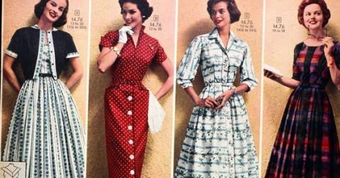 20 gợi ý cách mặc đồ vintage/retro cực đẹp, cực chất cho các nàng