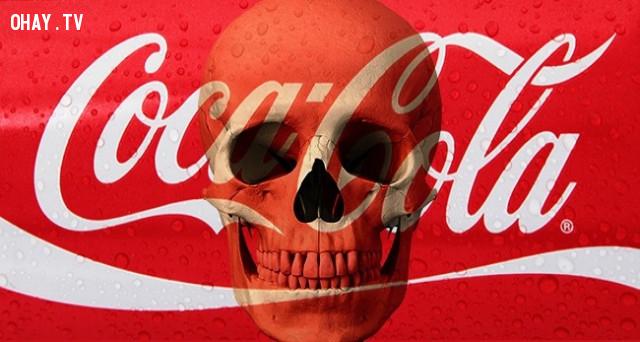 7. Nguy cơ ung thư,cocacola,sống khỏe
