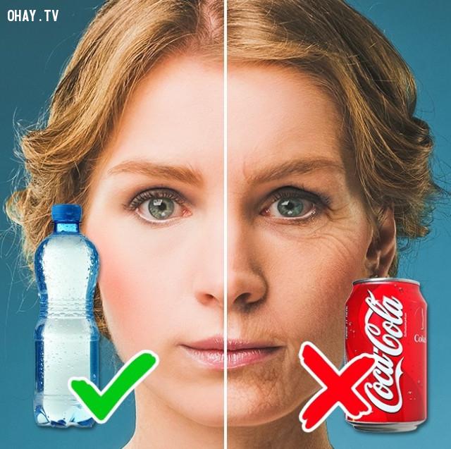 5. Các vấn đề về da,cocacola,sống khỏe
