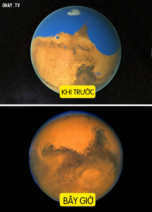 8. Đã từng có cuộc sống trên sao Hỏa?,