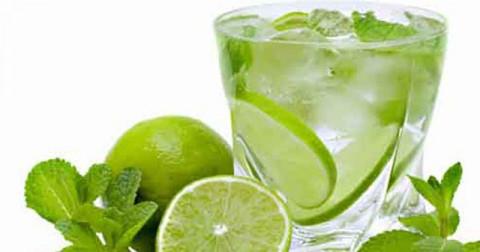 Những lợi ích không thể bỏ lỡ khi uống nước chanh vào buổi sáng