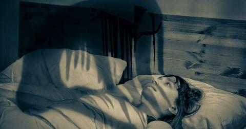 Bóng đè: Những cơn ác mộng sống