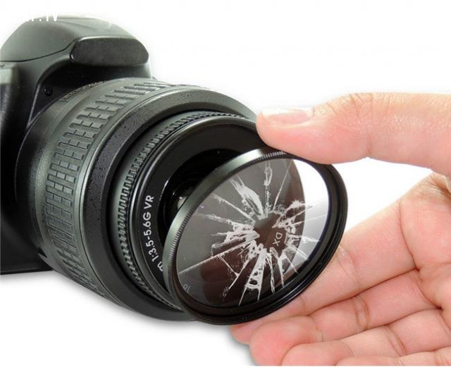 3. Sử dụng filter để bảo vệ ống kính,mẹo sử dụng máy ảnh,mẹo công nghệ