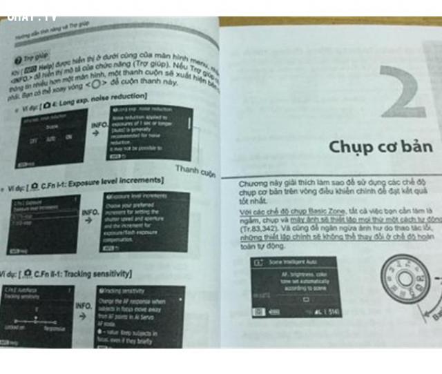 1. Đọc kỹ hướng dẫn sử dụng trước khi dùng,mẹo sử dụng máy ảnh,mẹo công nghệ