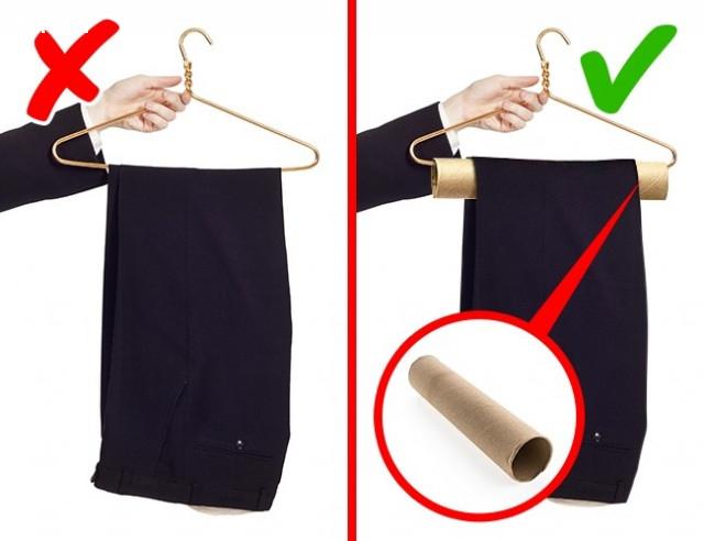 9. Cách móc quần dài,sai lầm thường mắc,việc thường làm sai