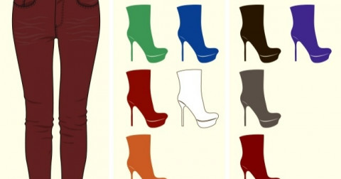 Cách phối giày hoàn hảo với bất kỳ trang phục nào