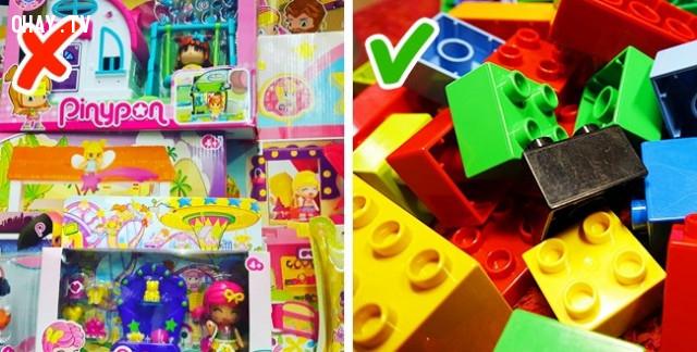 8. Bọn trẻ có thể vui chơi tại nhà,nguyên tắc dạy con,cách dạy con,nuôi dạy con cái