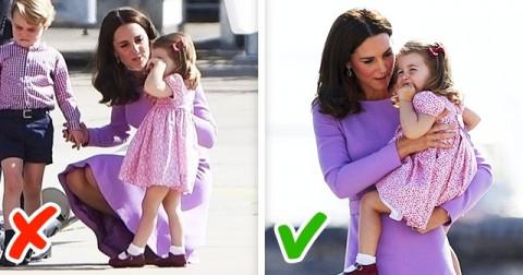 12 nguyên tắc dạy con của gia đình hoàng gia rất đáng để học hỏi