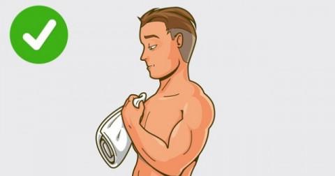 5 sai lầm chúng ta vẫn làm mỗi ngày khi tắm