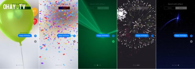 Nhắn tin chúc mừng sinh nhật,bỏ facebook,cai nghiện facebook