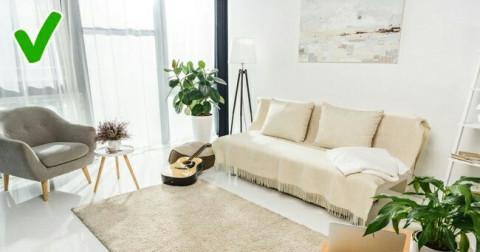 12 lời khuyên lựa chọn nội thất phù hợp khi bạn có một căn hộ nhỏ