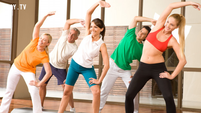 4. Khiến việc tập thể dục trở thành niềm vui,tập thể dục,thói quen tốt,sống khỏe