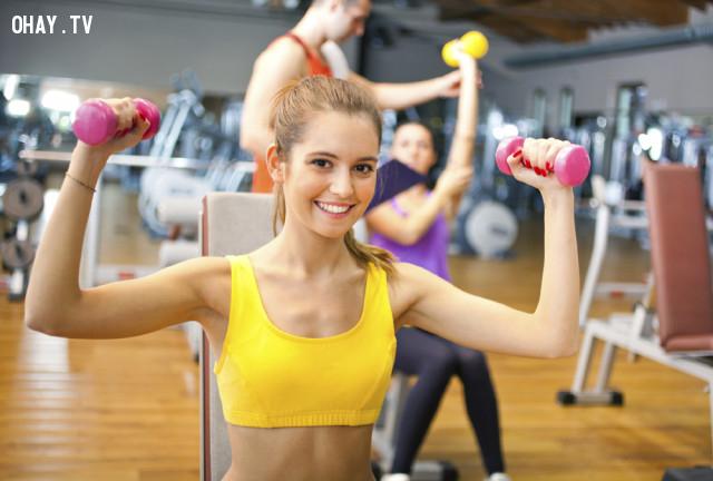6. Tạo kỷ niệm cho những thành công của bạn,tập thể dục,thói quen tốt,sống khỏe