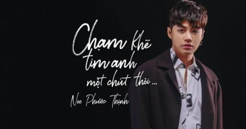 MV triệu view của Noo Phước Thịnh  bị gỡ bỏ khỏi Youtube sau một nốt nhạc