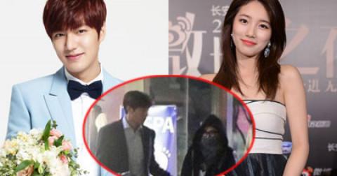 Lee Min Ho và Suzy đã chính thức chia tay
