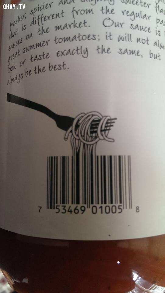 ,barcode sáng tạo,mã vạch sáng tạo